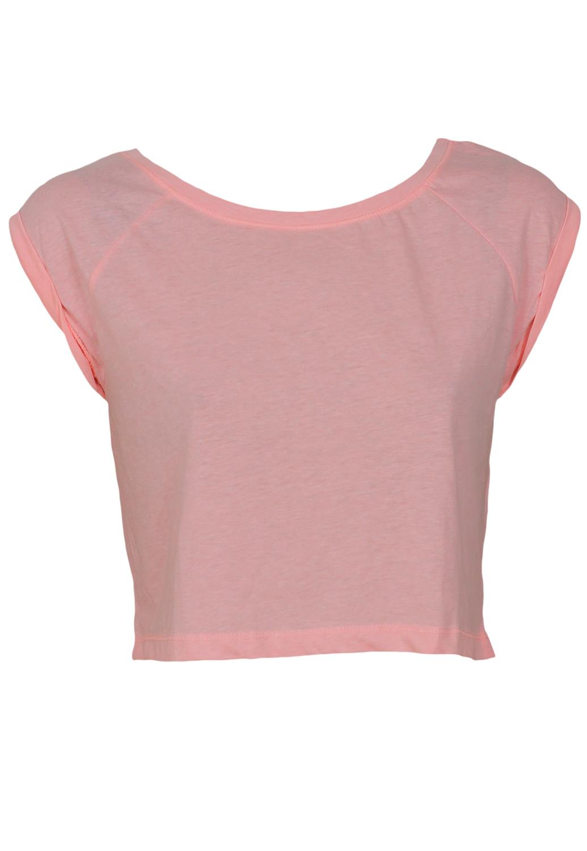 Tricou Bershka Ophta Pink