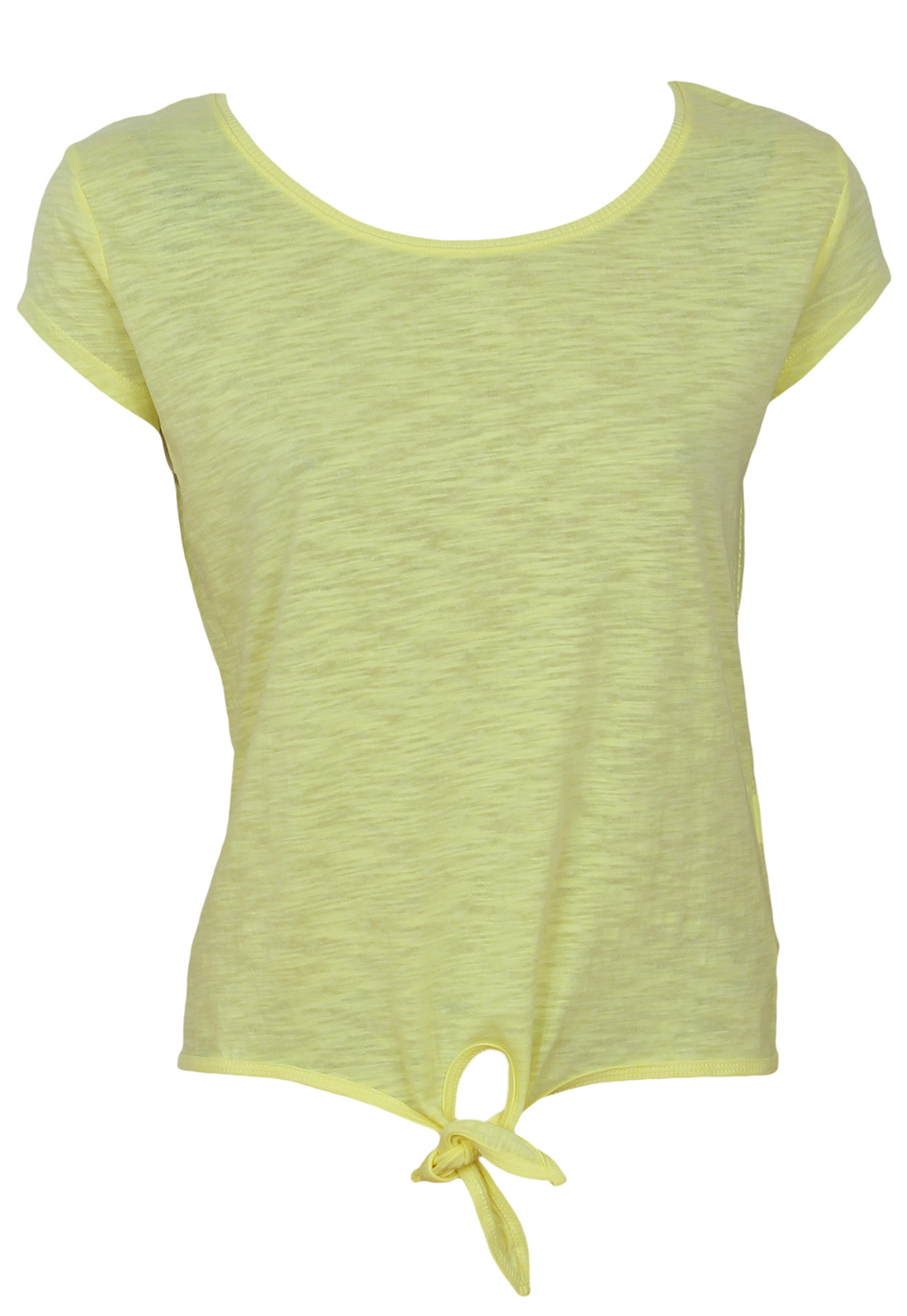 Tricou Bershka Collection Yellow