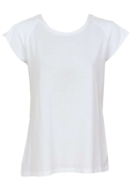 Tricou ZARA Simette White