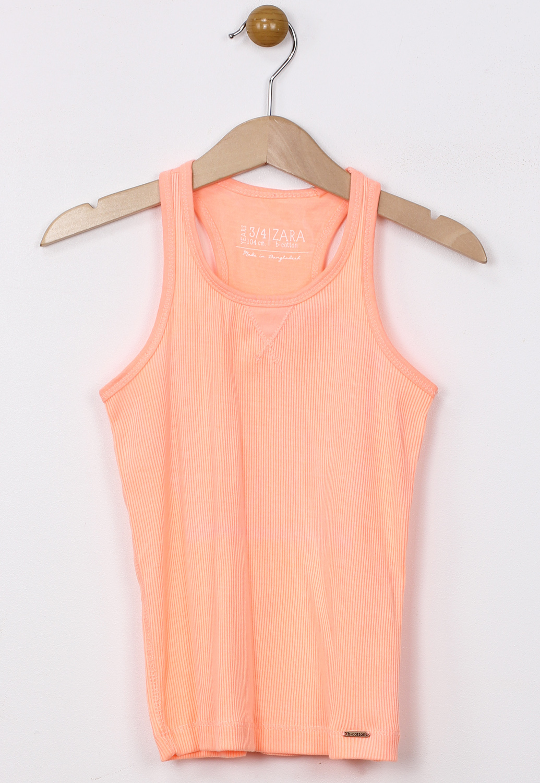 Maieu Zara Basic Orange
