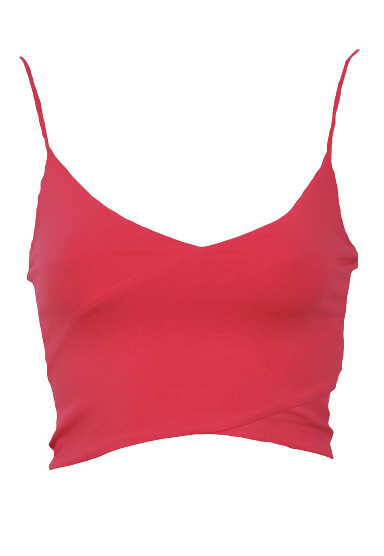 Top Bershka Collection Pink