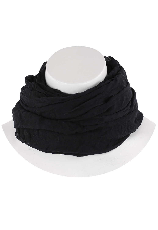 Esarfa Bershka Basic Black