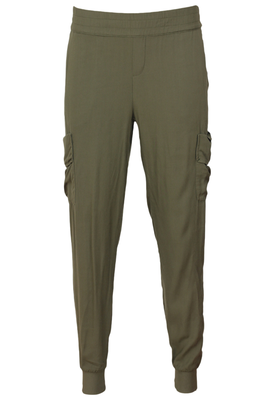 Pantaloni Bershka Collection Dark Green