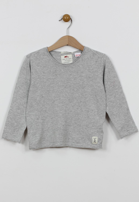 Bluza ZARA Collection Grey