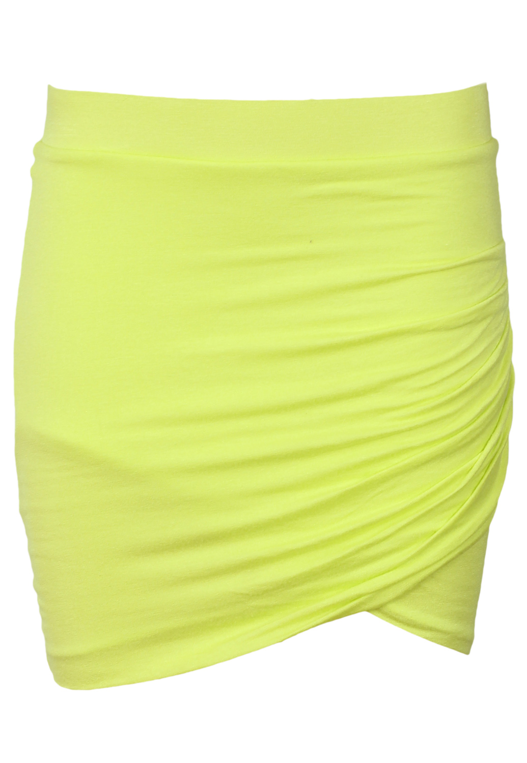 Fusta ZARA Ophta Yellow