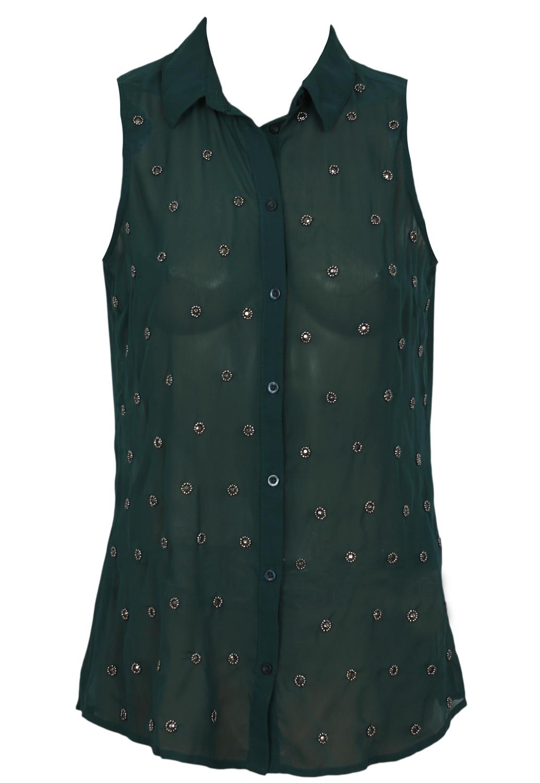 Camasa Pimkie Collection Dark Green