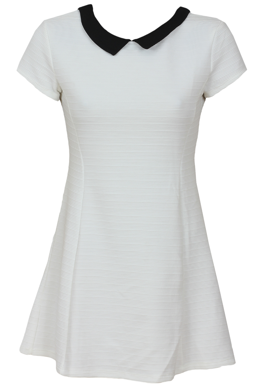 Rochie Bershka Collection White