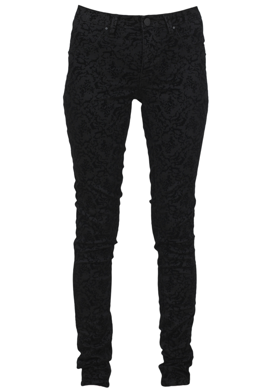 Pantaloni Sisters Point Ophta Black
