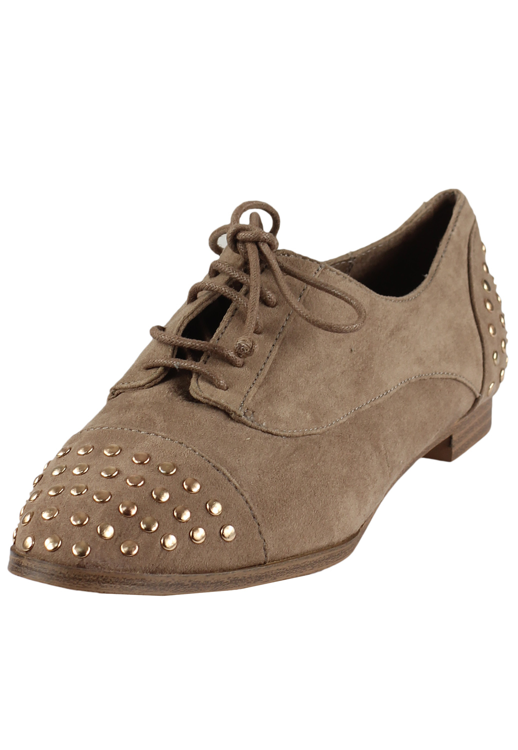 Pantofi Pull and Bear Ophta Brown