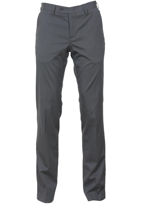 Pantaloni de stofa ZARA Dante Dark Grey