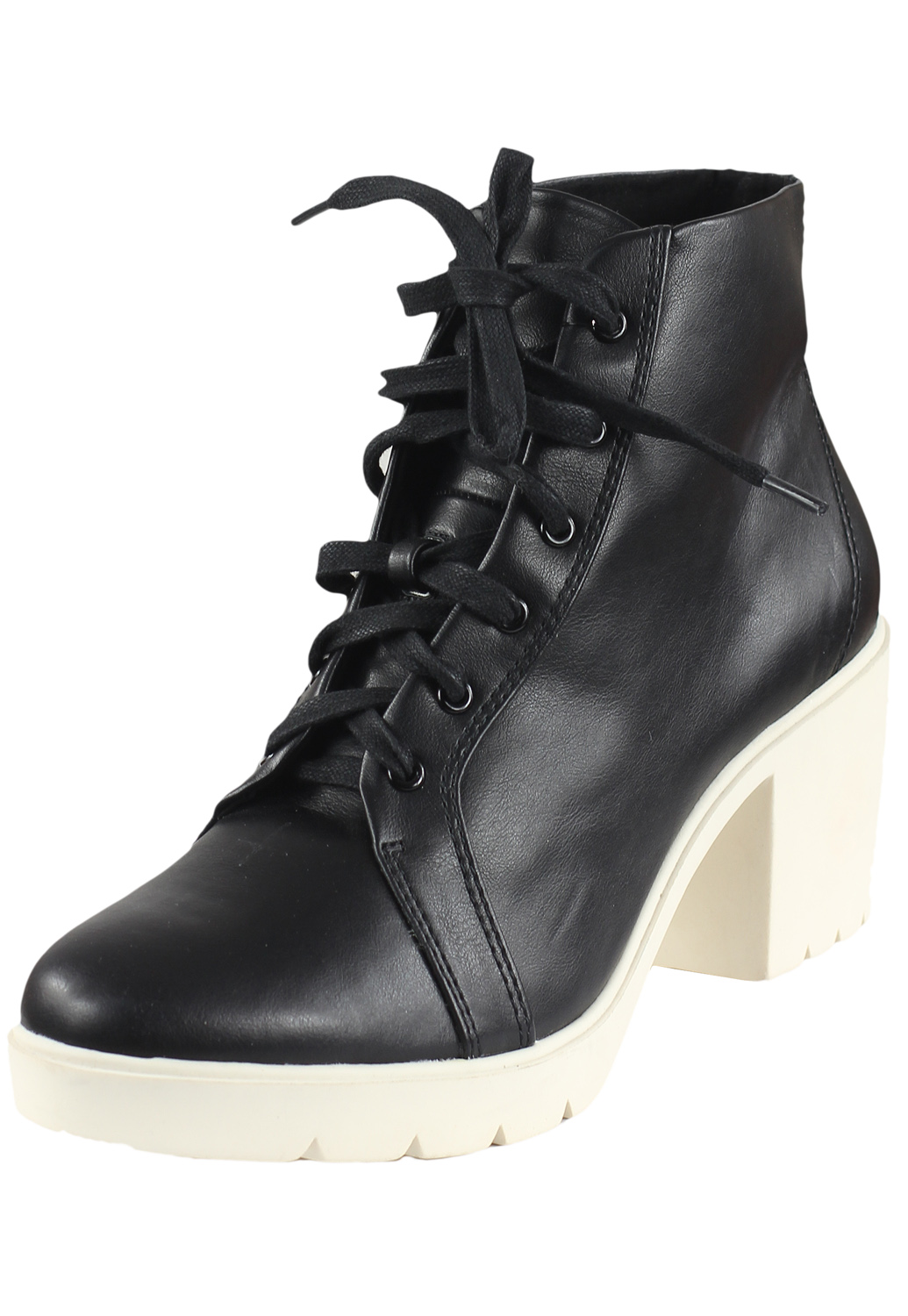 Botine Bershka Collection Black