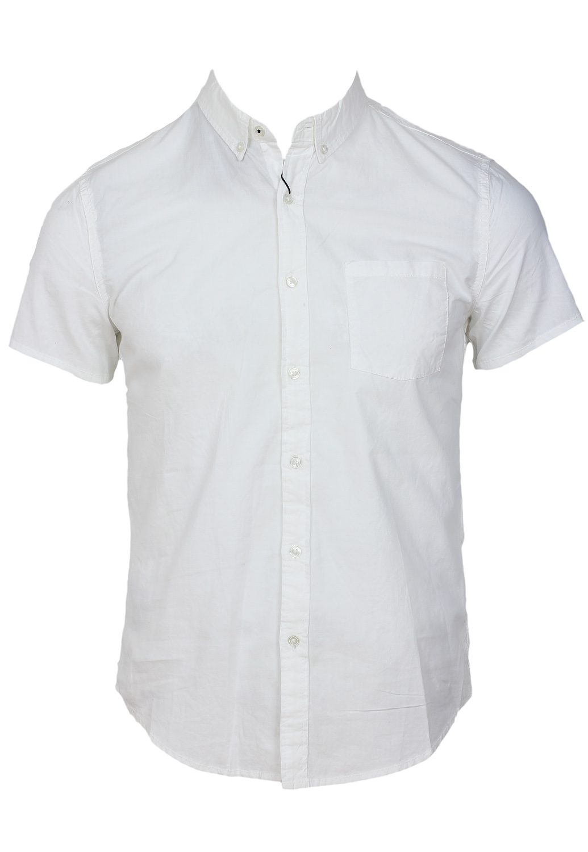 Camasa Bershka Collection White