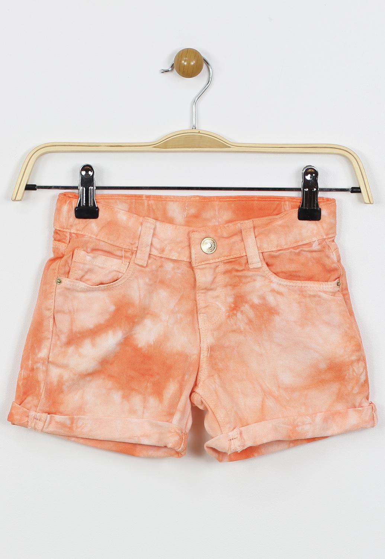 Pantaloni scurti ZARA Dante Orange