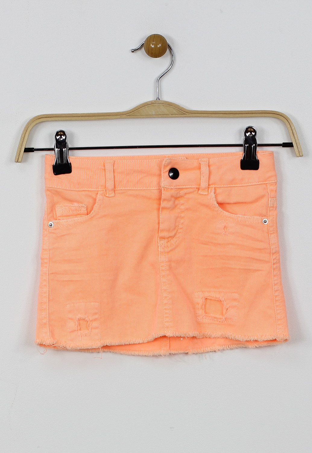 Fusta ZARA Adrianne Orange