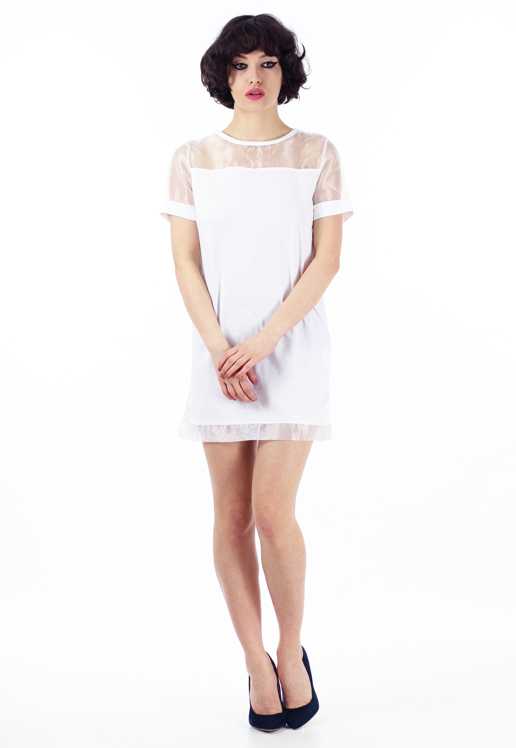 Rochie DAISY Collection White