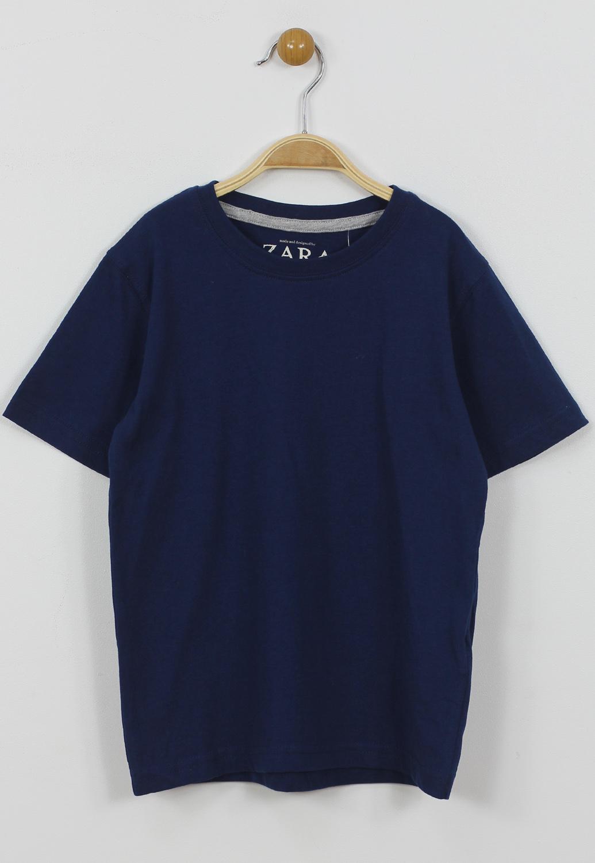 Tricou ZARA Adrianne Dark Blue