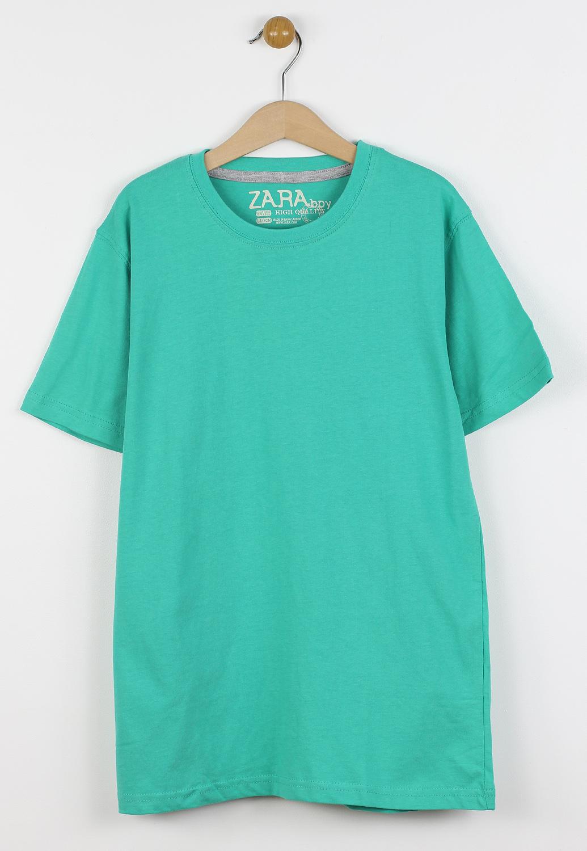 Tricou ZARA Fahne Green