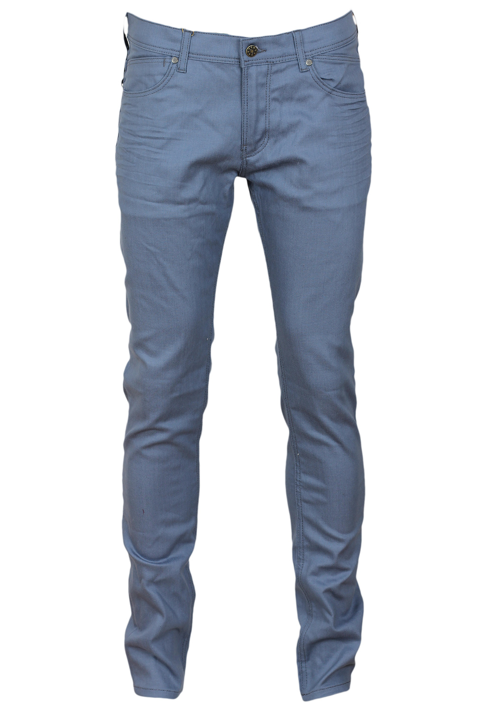 Pantaloni ZARA Simple Light Blue
