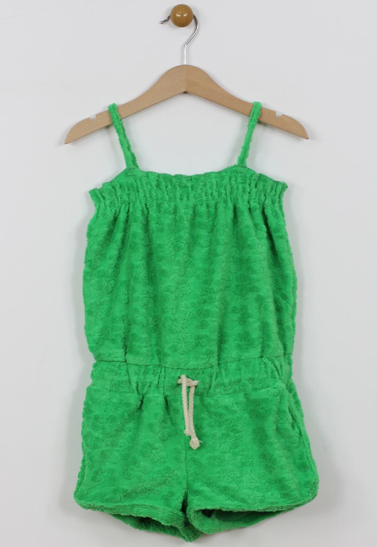 Salopeta ZARA Collection Green