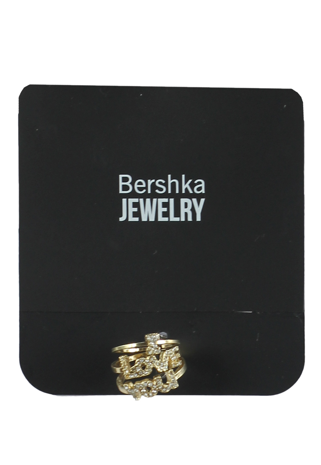Inel Bershka Collection Golden