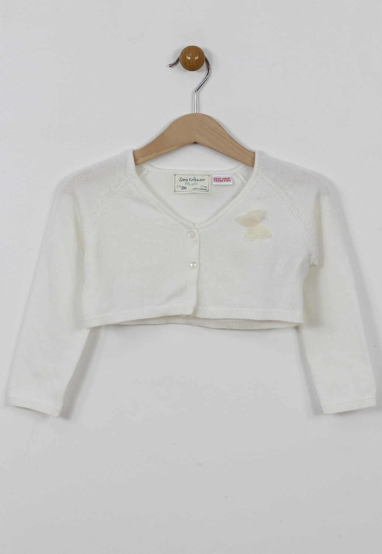 Bolero ZARA Collection White