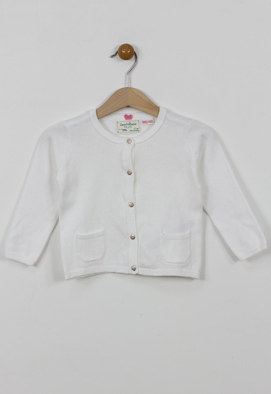 Jerseu ZARA Collection White