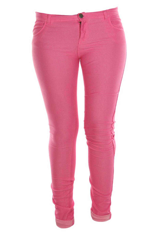 Pantaloni Bershka Abigail Pink