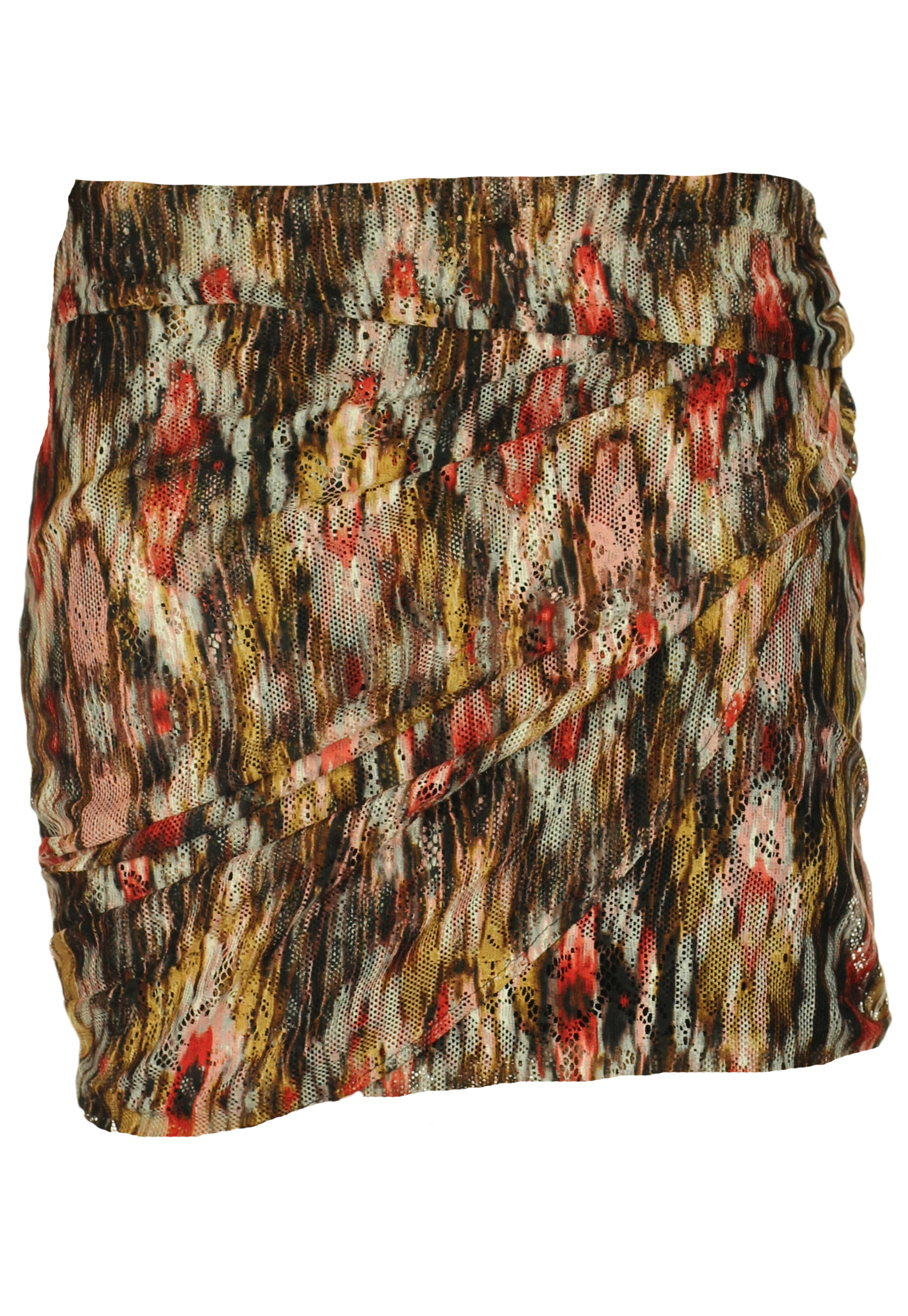 Fusta Pull and Bear Ophta Brown