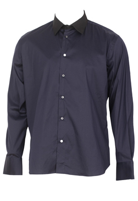 Camasa ZARA Flies Dark Blue