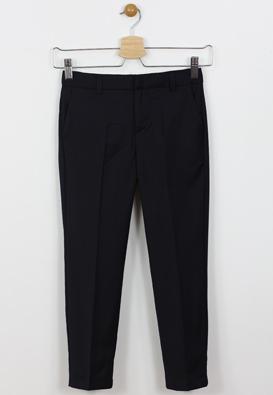 Pantaloni de stofa ZARA Baddo Dark Blue