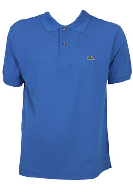 Tricou polo Lacoste Ted Blue