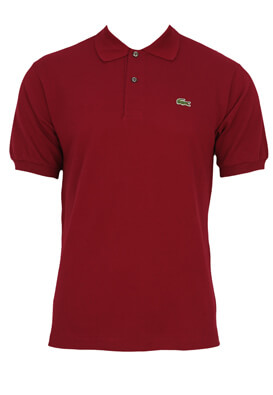 Tricou polo Lacoste Dalen Red