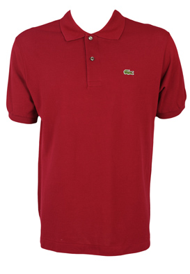 Tricou polo Lacoste Brax Red