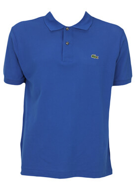 Tricou polo Lacoste Basic Blue