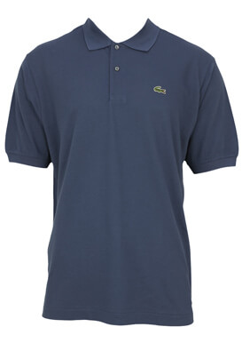 Tricou polo Lacoste Erin Dark Grey