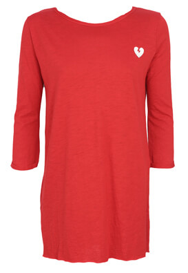 Bluza Stradivarius Julia Red