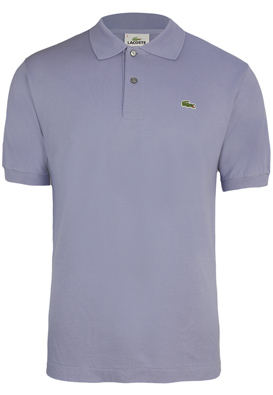 Tricou polo Lacoste Army Light Purple