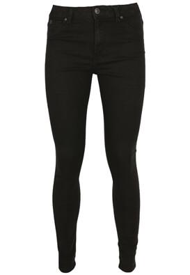 Pantaloni Bershka Ciara Black