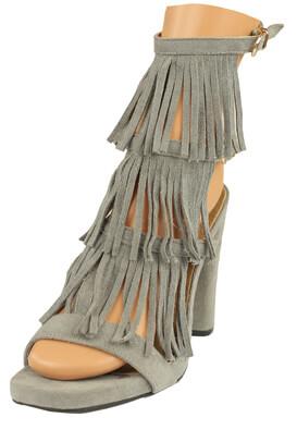 Sandale Glamorous Enna Grey