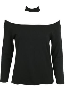 Bluza ZARA Violeta Black