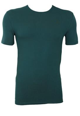 Tricou ZARA Ted Turquoise