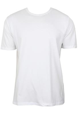 Tricou ZARA Chas White