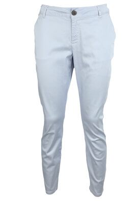 Pantaloni Vila Wendy Light Blue