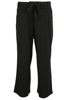 Pantaloni Vila Sarah Black