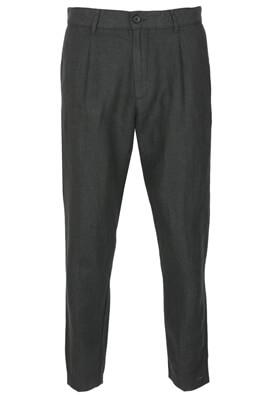 Pantaloni Elvine Ramon Dark Grey