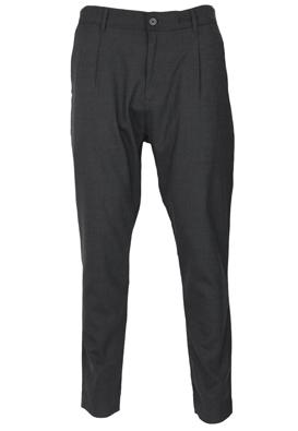 Pantaloni de stofa Elvine Otis Black