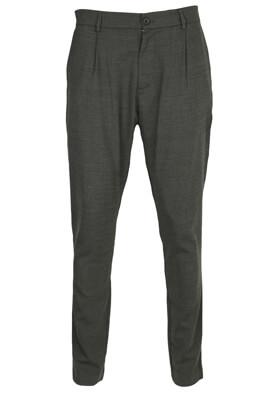 Pantaloni de stofa Elvine Liam Grey