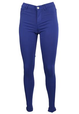 Pantaloni Pieces Hera Dark Blue