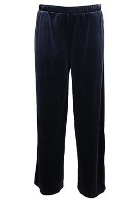Pantaloni Pieces Xenia Dark Blue