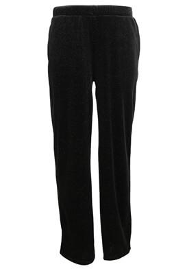 Pantaloni Pieces Yvonne Black